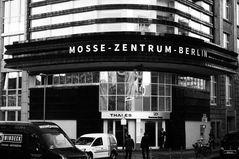 Art Deco Berlin Mossehaus 10