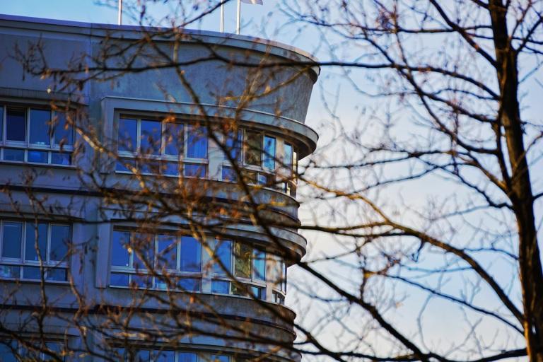 Art Deco Berlin Mossehaus 5