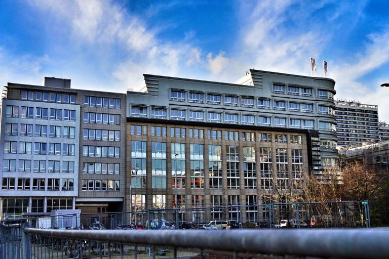 Art Deco Berlin Mossehaus 7