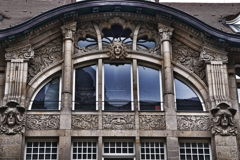 Berlin Art Nouveau Gebrueder Tietz 1