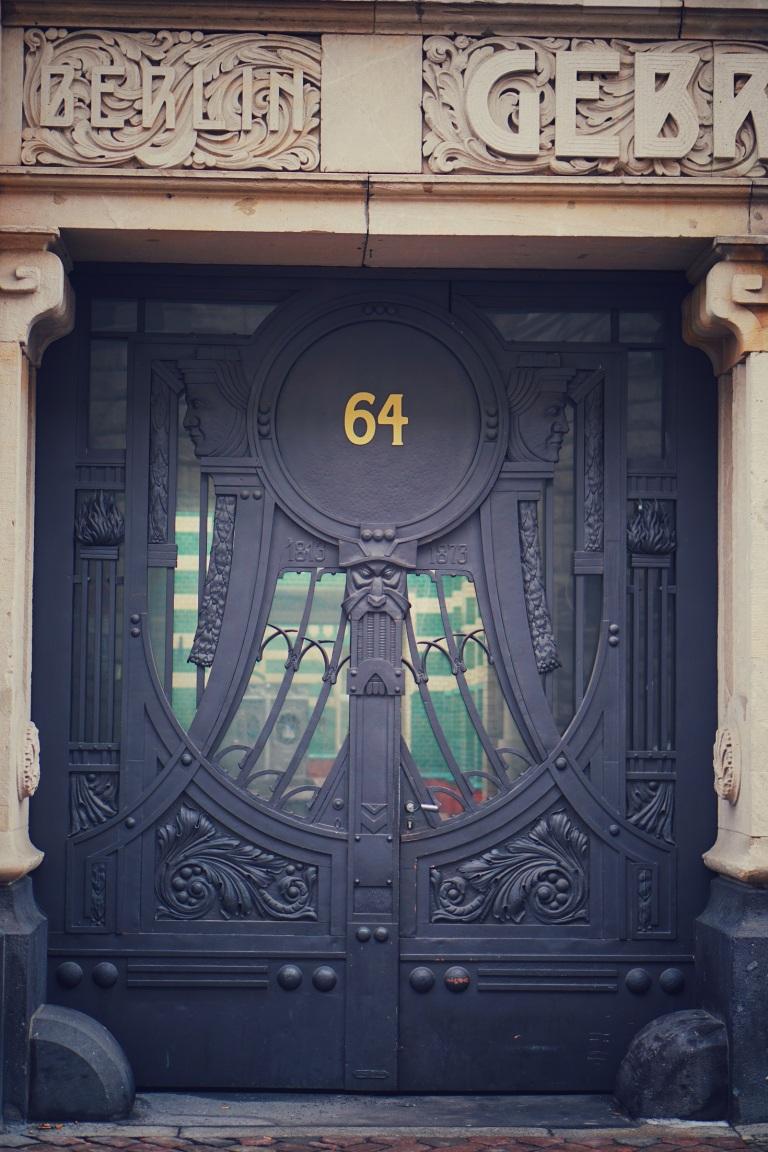 Berlin Art Nouveau Gebrueder Tietz 4