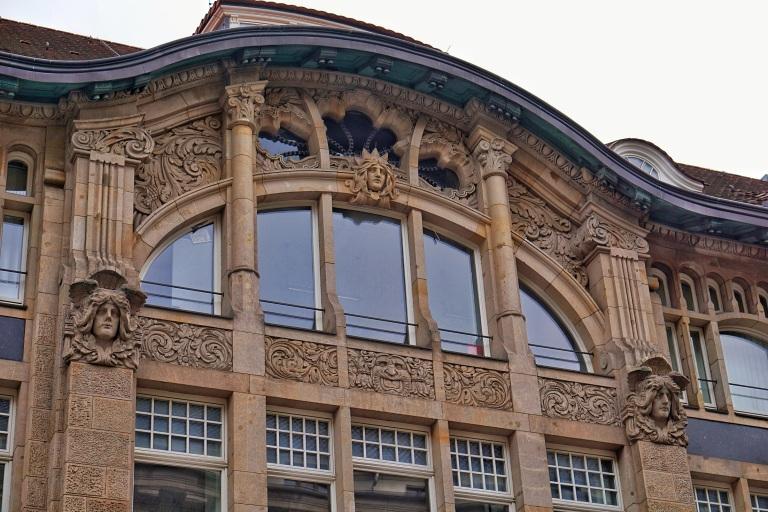 Berlin Art Nouveau Gebrueder Tietz 7