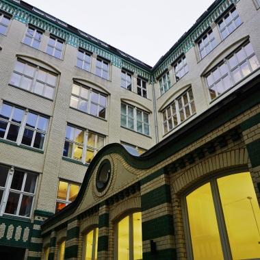 Berlin Art Nouveau Gebrueder Tietz 8-1