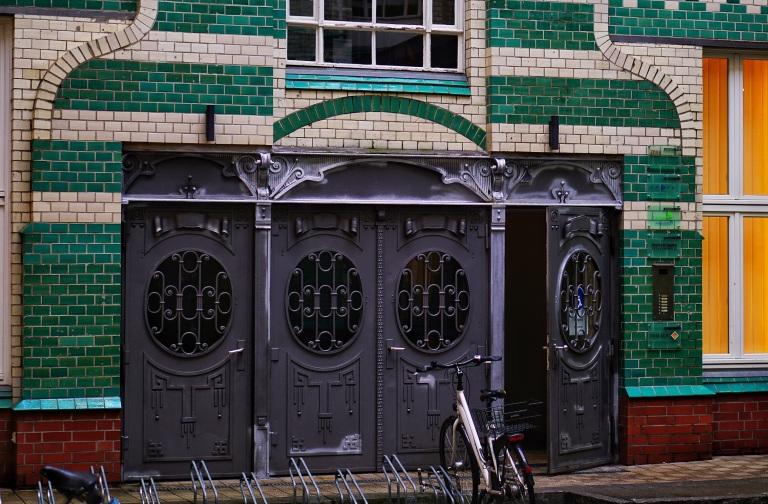 Berlin Art Nouveau Gebrueder Tietz 8-3