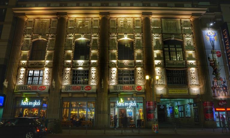 Berlin Jugendstil Admiralspalast 4