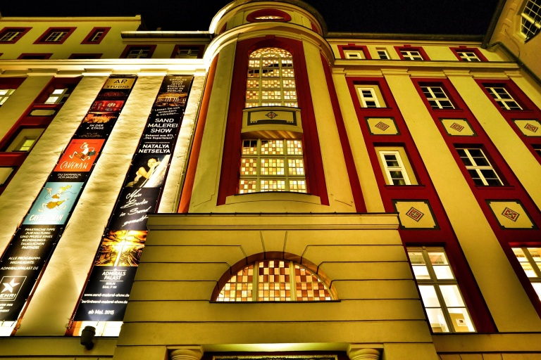 Berlin Jugendstil Admiralspalast 8