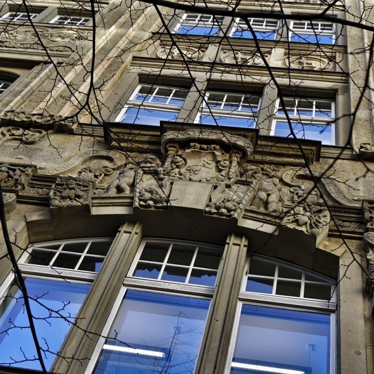 Berlin Michaelsen Palais Hotel Roter Adler 1-2