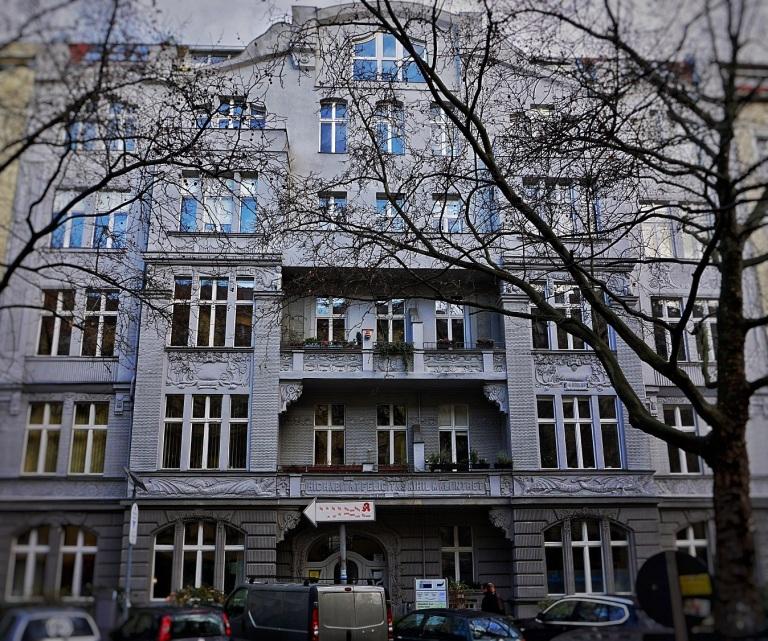 Geisebrechtstrasse Berlin 2