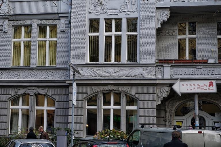 Geisebrechtstrasse Berlin 8
