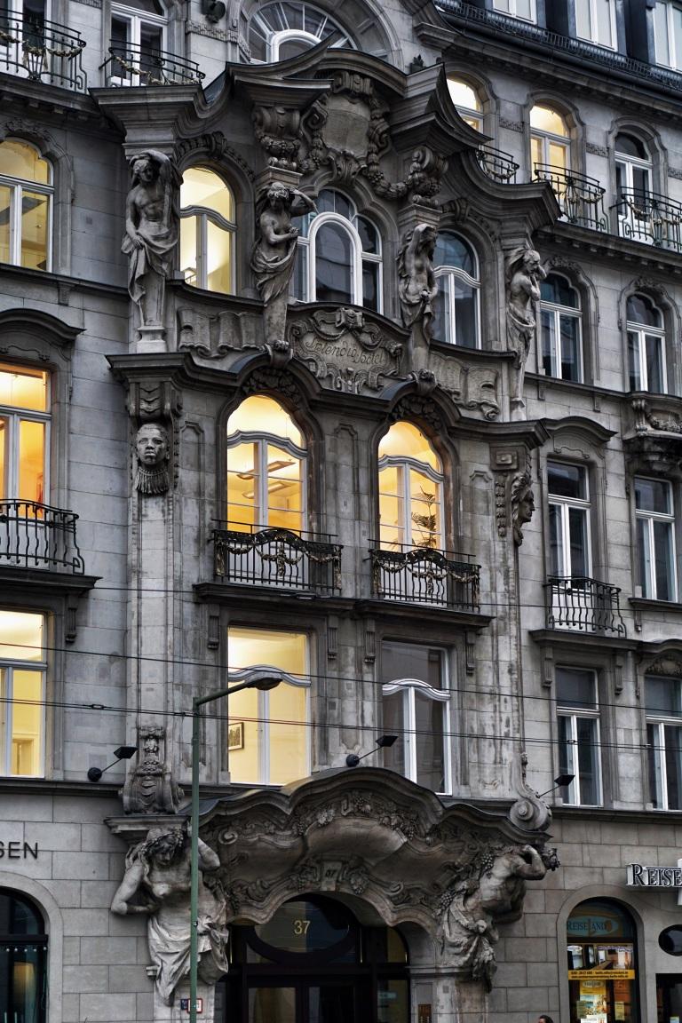 Hotel Splendid Berlin - facade