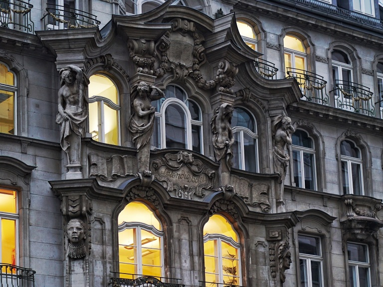 Hotel Splendid Berlin - facadedown
