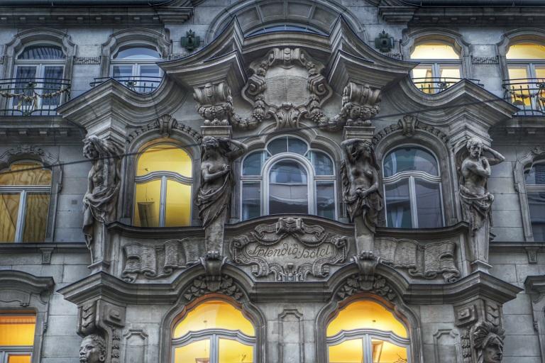 Hotel Splendid Berlin - facadeup