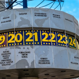 Berlin, Alexanderplatz - World Clock