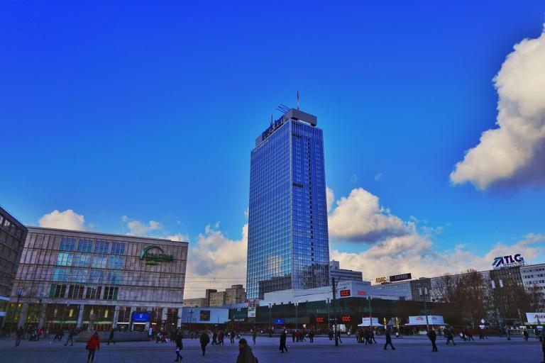 Berlin Alexanderplatz view 2