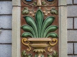 Dorotheenstadt Cemetery in Berlin Mitte - Jugendstil ornaments