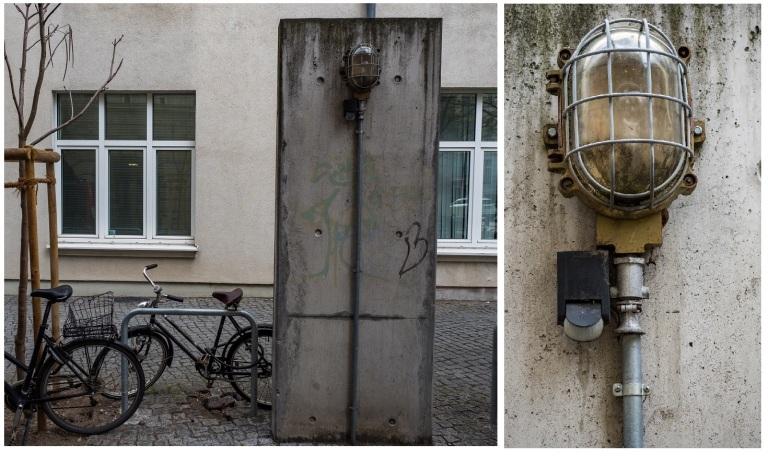 III reich bunker in Berlin-Mitte Reichsbahnbunker (2)