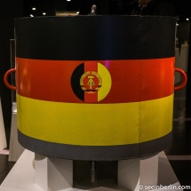 DDR Water border marker from East Germany times