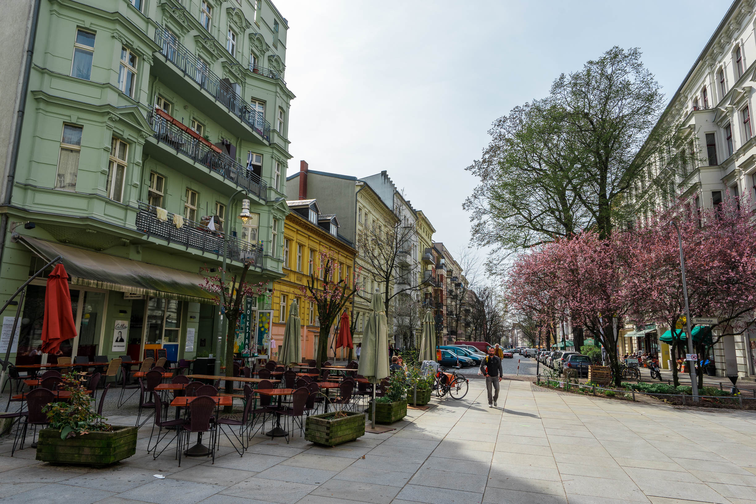 Crellestraße