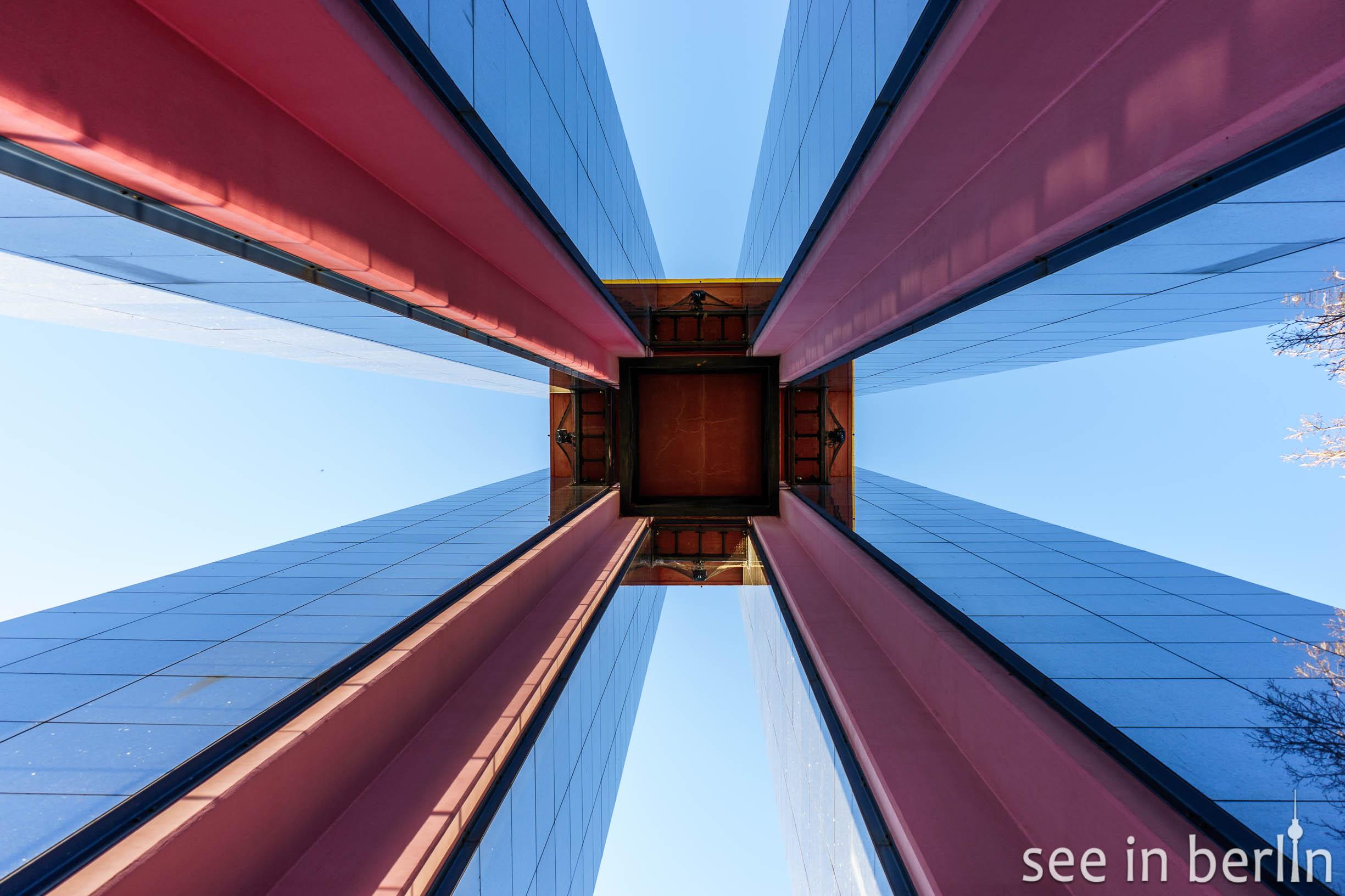 Carillon Glockspiel in Berlin-Tiergarten